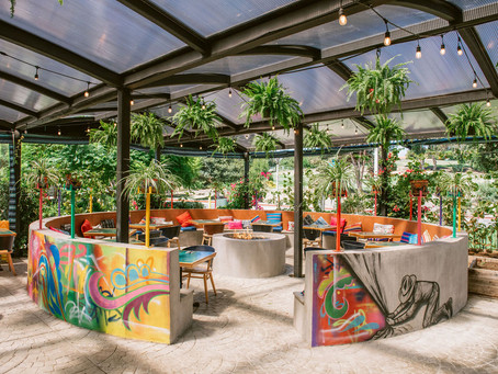 Newly revamped El Jardín Catina opens in Liberty Station