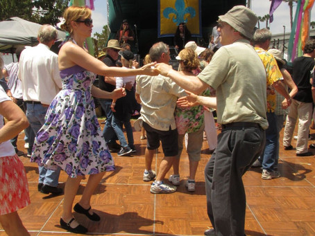 Louisiana-themed Zydeco, Blues and Crawfish festival returns to San Diego