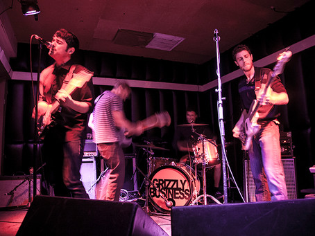 Photo Gallery:  Grizzly Business Performing at Soda Bar (May 20)