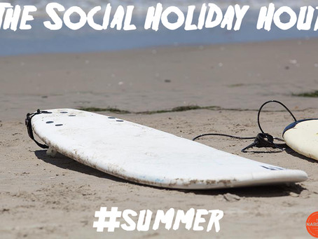 First day of summer   The Social Holiday Hour Podcast