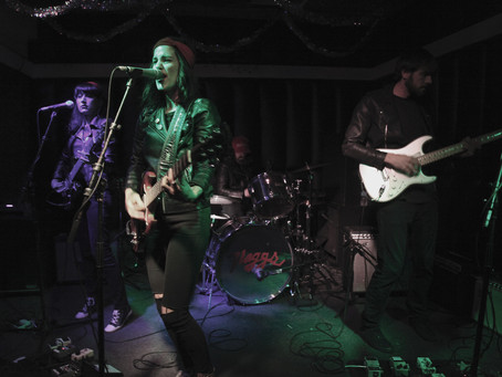 Photo Gallery:  Flaggs performs at Soda Bar 1/9/15