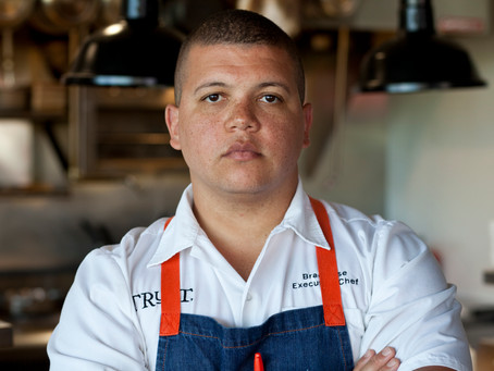 In the Kitchen with Brad Wise of TRUST Restaurant
