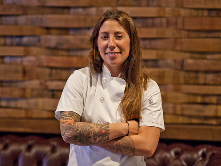 In the Kitchen with Chef de Cuisine Jenny Goycochea of Tasting Room Del Mar