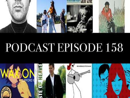 New Podcast:  Episode 158