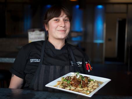 In the Kitchen:  Chef Lety Gonzalez
