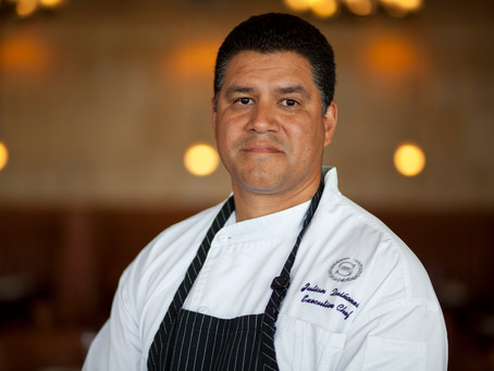 In the Kitchen with executive chef Julian Quiñones of TWENTY/20