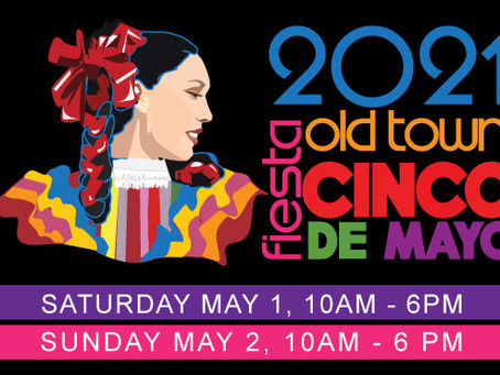 Spice up the weekend at the FREE Fiesta Old Town Cinco de Mayo