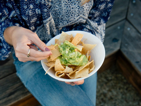 Free chips and guacamole at Rubio's on National Avocado Day