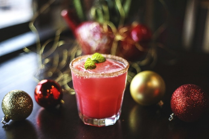 The CranMerry Margarita / Courtesy Photo