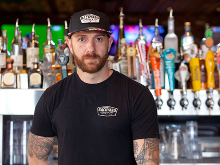 Behind the Stick with John Amato of Backyard Kitchen & Tap