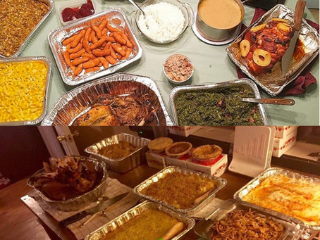 [PODCAST] The Social Holiday Hour - Thanksgiving