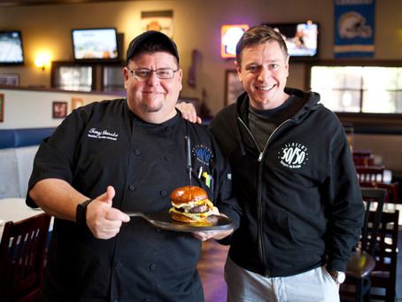 In the Kitchen with Scott Slater & Tony Gurske of Slater's 50/50