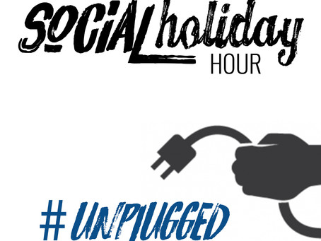 The Social Holiday Hour: To Unplug Or Not To Unplug