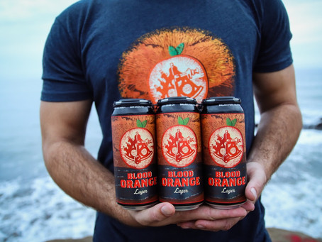 Ballast Point releases limited-edition Blood Orange Lager