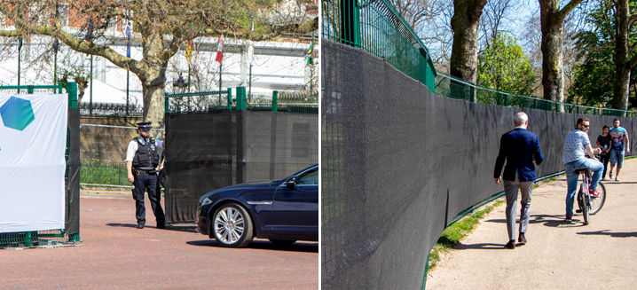 Crowdguard bolsters crowd safety capabilities with two new temporary fencing solutions