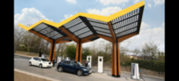 Fastned opens first 350kW-ready fast-cha