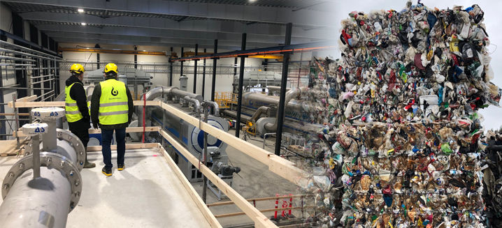 New tie-up secures plastic waste for sus