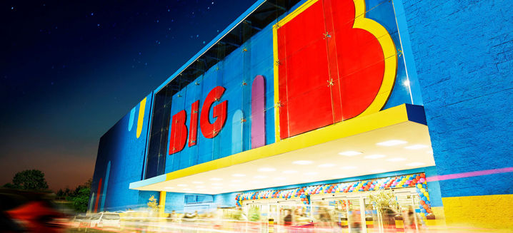 Carrefour strengthens status in Brazil with acquisition of Grupo BIG