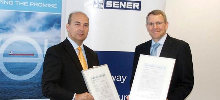SENER receives DNV GL Approval in Princi