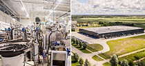 Lesjöfors opens new optimised production facility in Latvia