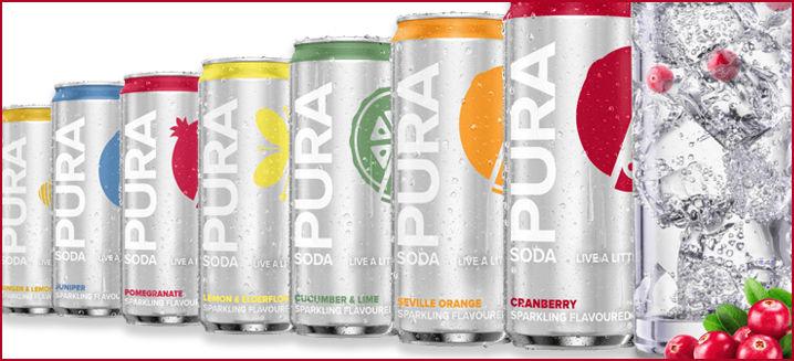 PURA Soda wins Aurora International Tast
