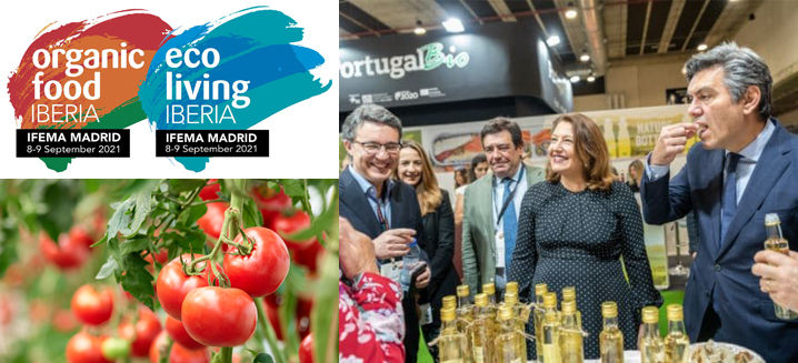 CHAMPIONING ORGANIC GROWTH – Organic Food Iberia returns in September