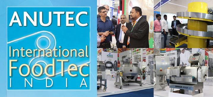 ANUTEC International FoodTec India –postponed until December 2021