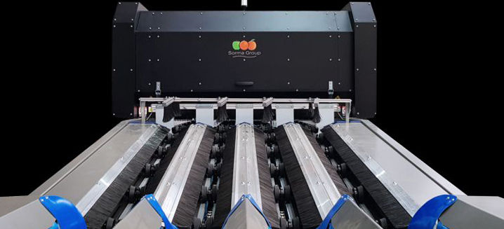Sorma Group launches HyperVision – the new high-tech platform for SormaTech optical sorting machines