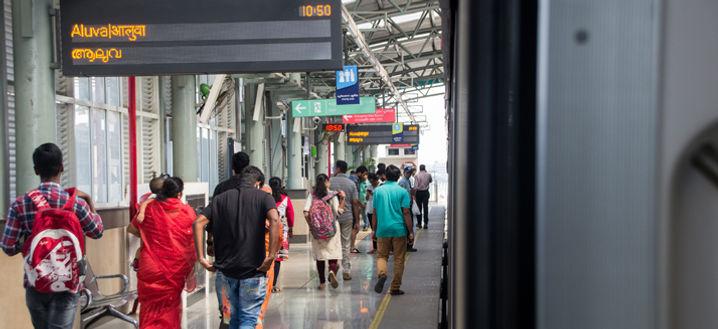 Alstom wins major contract for Mumbai Me