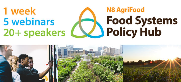 Food systems academics in north of England join forces with industry, gov and charities to have real-world impact