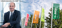 BASF CEO to receive ICIS CEO of the Year Award