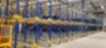 Britvic boosts warehouse pallet storage