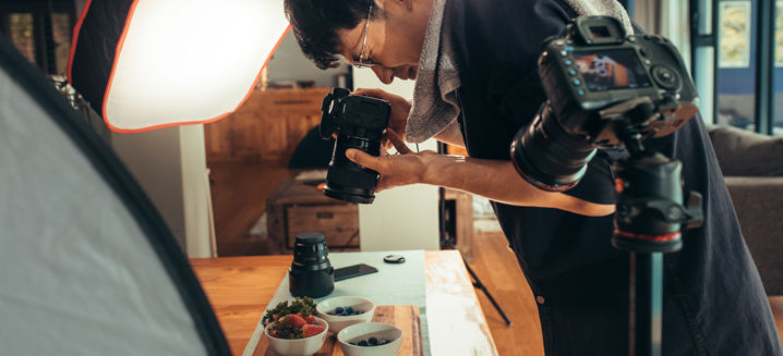 Bizarre industry secrets to the perfect Instagram 'foodie' shot revealed