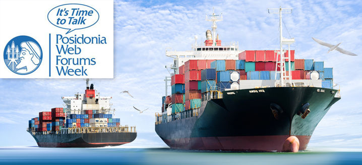 'Posidonia Web Forums Week' to bring maritime sector together in October