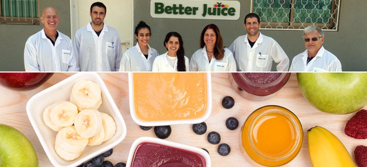 Better Juice raises $8m in seed funding to advance sugar reduction technology