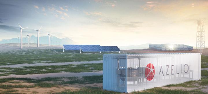 Energy storage innovator Azelio sets up
