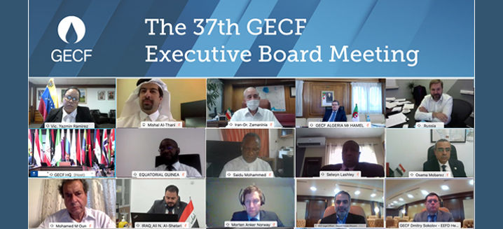 Executive Board Meeting of Gas Exporting Countries Forum explores outlook to 2050