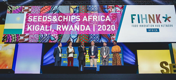 Seeds&Chips to debut new shows in Africa