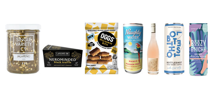 Our lowdown on new F&B products tapping into the  vegan trend