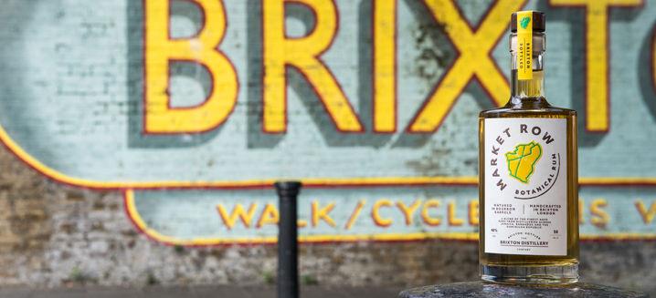 New Brixton micro-distillery launches Market Row Botanical Rum