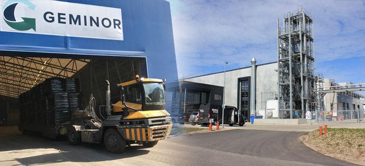 Quantafuel and Geminor initiate industrial partnership