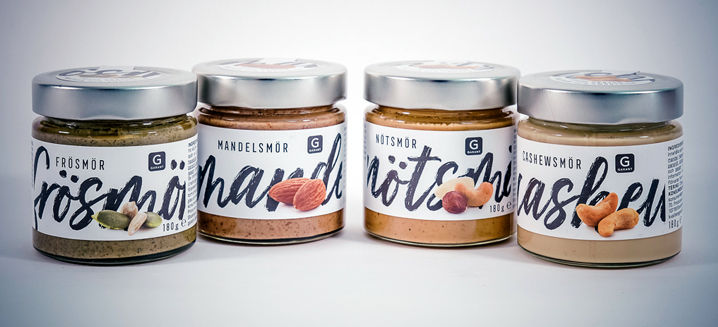 Besana spreads healthy message with new nut butter line