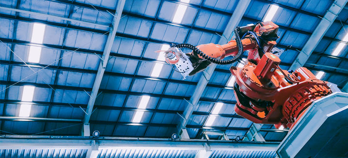New research questions impact of robotisation on productivity
