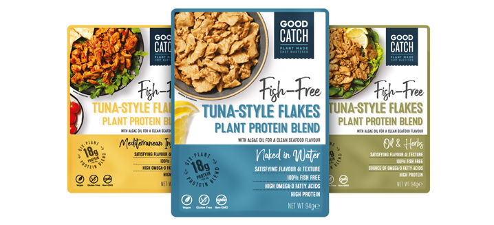 Good Catch launches plant-based tuna products, as demand for vegan seafood rises
