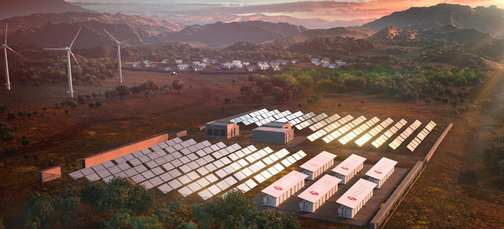 Azelio and JET ENERGY in MoU to develop storage projects with solar PV in Africa