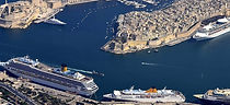 Nidec ASI wins €12m contract for electrification of berths in port of Malta