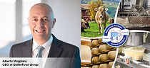Dalterfood Group pioneers innovation in the PDO Parmigiano Reggiano supply chain