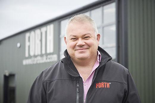 Mark Telford, Managing Director of Forth