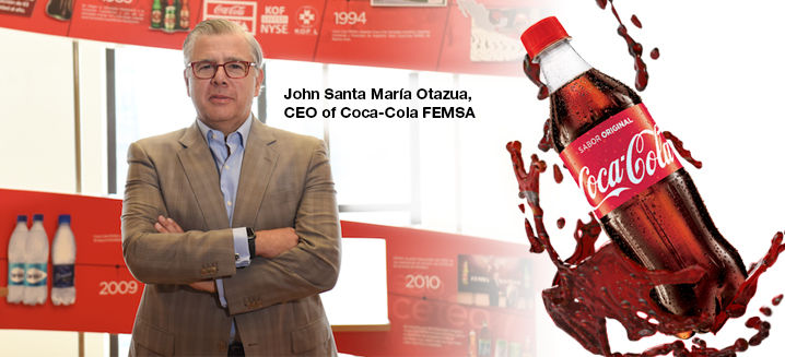 Coca-Cola FEMSA announces 4% drop in revenues for Q3