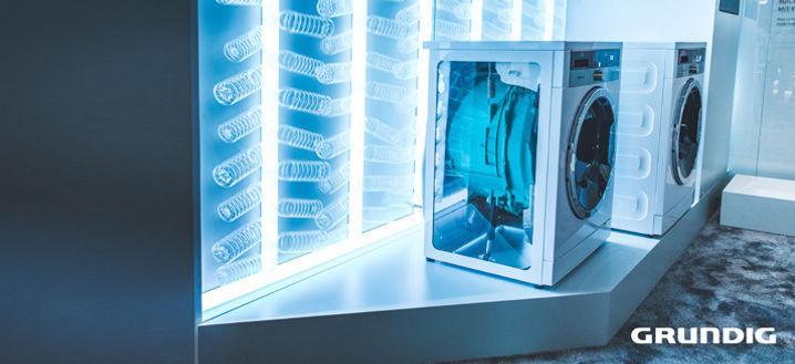 Grundig reveals new smart & sustainable